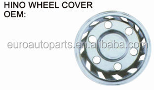 WHEEL COVER FOR HINO SERIES TRUCK
