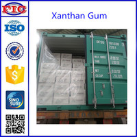 Thickeners xanthan gum used in jelly