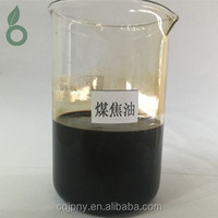 Chinese black viscous liquid crude coal tar with high quality and low price