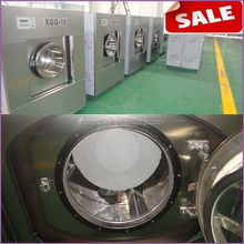 Commercial laundry industrial clothes washing machine