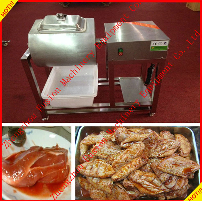 DELICIOUS FOOD vacuum meat tumbling machine/pickling machine for meat