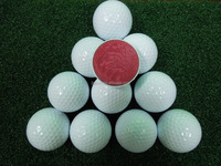Wholesale Customized logo 3 layer golf ball