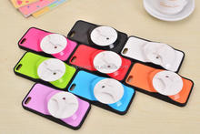 New for iPhone5s headset Organiser Phone Case for iPhone6 Colorful Winder phone shell protective sleeve