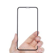 New 9H tempered glass screen printing screen 2.5d protective film For iphone XR/XS/XS MAX