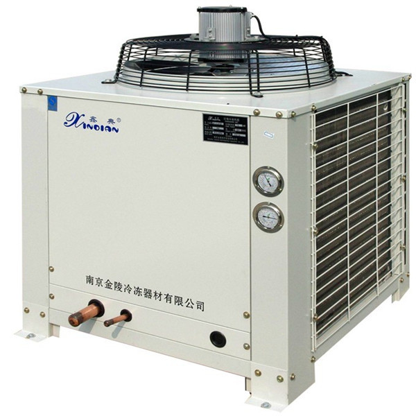 Copeland condensing unit industrial refrigeration equipment