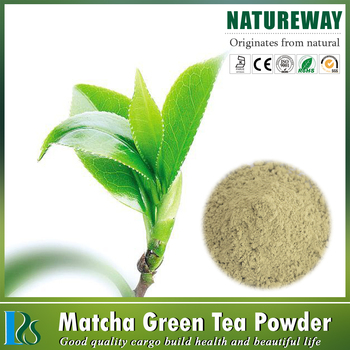 Manufacturer 100% natural free sample Instant Matcha Tea Powder
