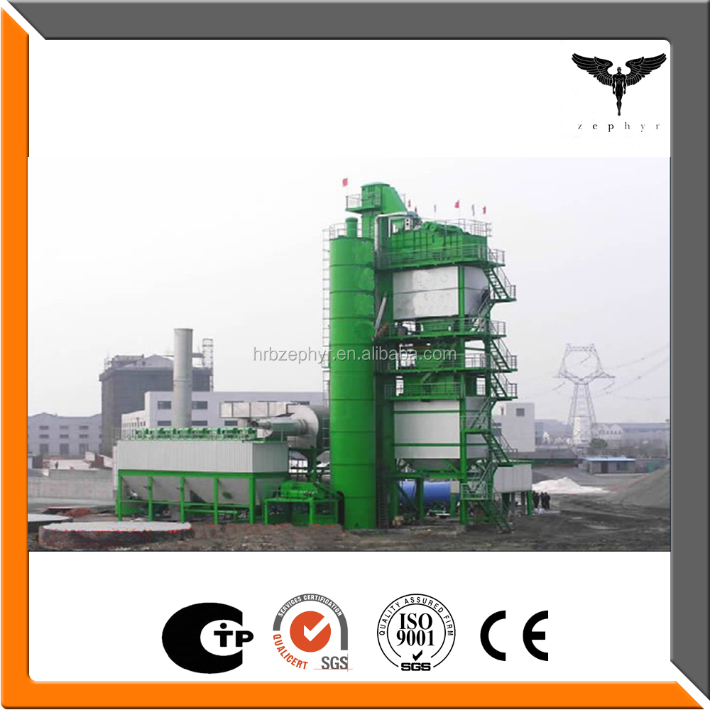 Hot sale asphalt batch mixing plant price with capacity 200T/H