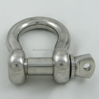 US Type Bow Shackle Stainless Steel