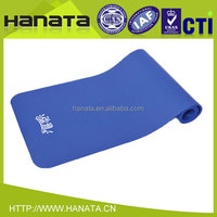 full color eco rubber yoga mat anti slip exercise mattress