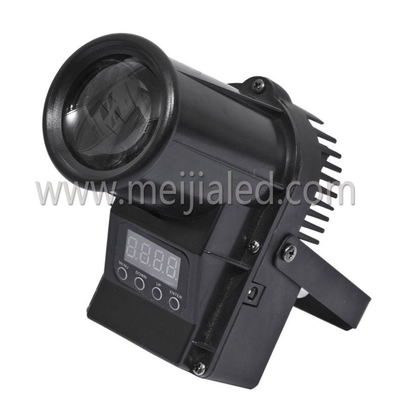 10W small led pin spot light