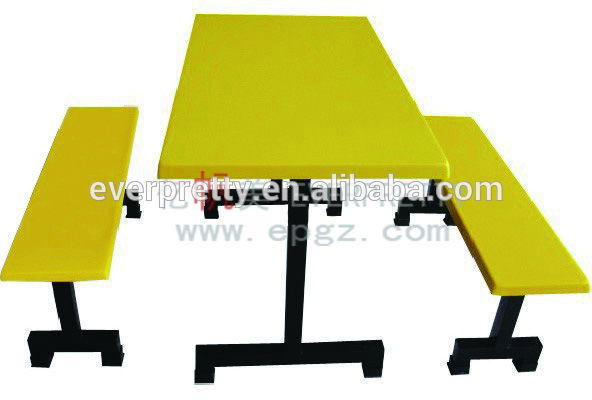 Factory New Design Marble Top Glass Dining Table