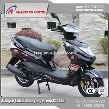 China hot sale two wheel motorcycle popular gasoline scooter with high quality and low price SY125T-1