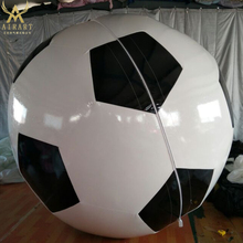 Commercial advertising inflatable football ball,inflatable soccer ball