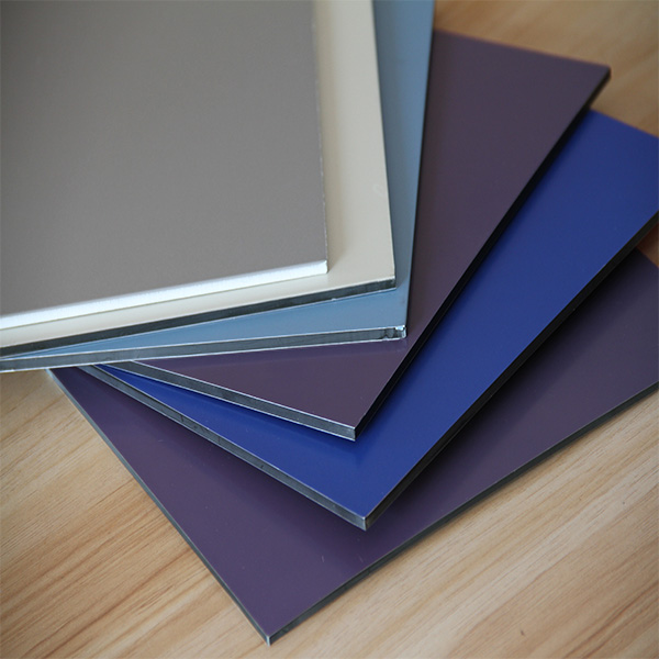 Guaranteed Quality acp cladding embossed aluminum panels fireproof aluminum composite panel