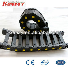 flexible cable carrier chain made in KOMAY