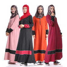 Wholesale New Design Modest Muslim Clothing Islamic Clothing Modest Dresses Abaya Islamic Wear muslim dress