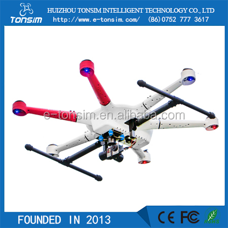 Tonsim S800 Best Price High Quality 5.8G 7 Inch FPV Screen Light Weight Model Drone Helicopter