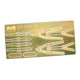OEM brass plates hobby model metal