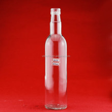 Antique design swing top glass bottle glass liquor bottle 1L wine bottle
