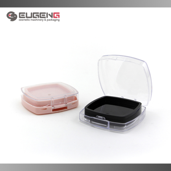 luxury fashion cosmetic compact powder container packaging