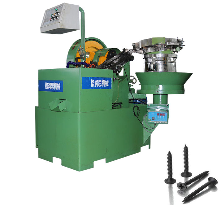2018 New High Speed Low Noise Automatic Drywall screw making <strong>machine</strong>