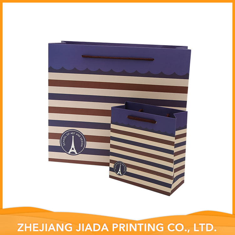 Accept Custom Made In China Superior Quality Art Paper Bag For Shopping