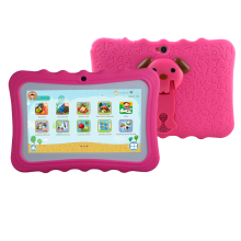 Best quality children 7 inch quad Core WIFI Android education kids tablet pc