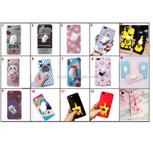 2017 hot new Squishy phone case Animal Toys Custom 3D Silicone Nail Finger Pinch Phone Case for iPhone 6/6plus7/7plus