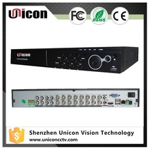 Unicon Vision 16CH h.264 standalone dvr cctv security cameras system for video recorder dvr