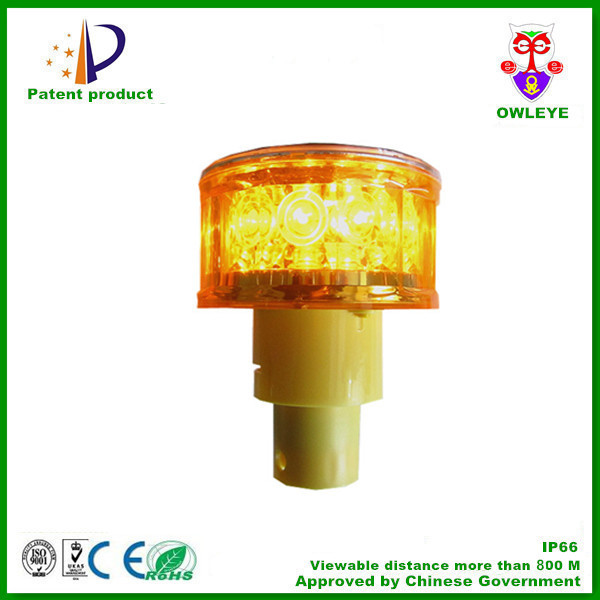solar airport navigation light /solar warning lamp /solar airport runway lights