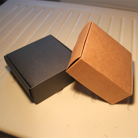 Luxury handmade with hinge gift paper box packaging