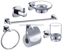 zinc alloy hotel bathroom accessories set model 2700