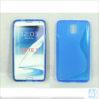 Hot Selling TPU Cell Phone Case amazon hot sell for Samsung Note 3 N9000 P-SAMN9000TPU001