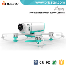 New product professional automatic return drone uav with 1080P hd camera and digital video transmitter fpv
