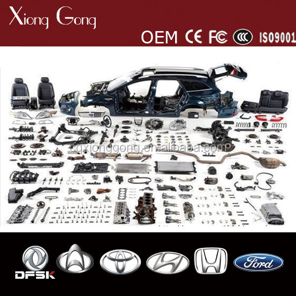 Hot sale aftermarket all auto spare parts for FORD