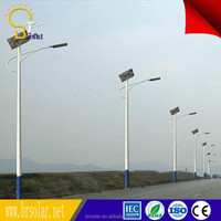 9m 70 watt solar high power led street light outdoor