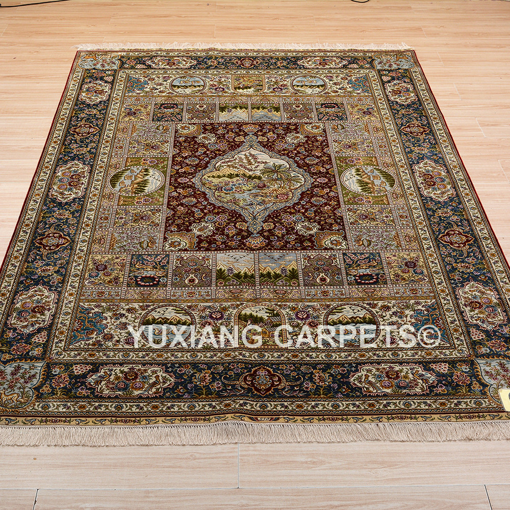6x9ft Wholesale Price Antique Strongindia Strong Livingroom Home Decor Mat