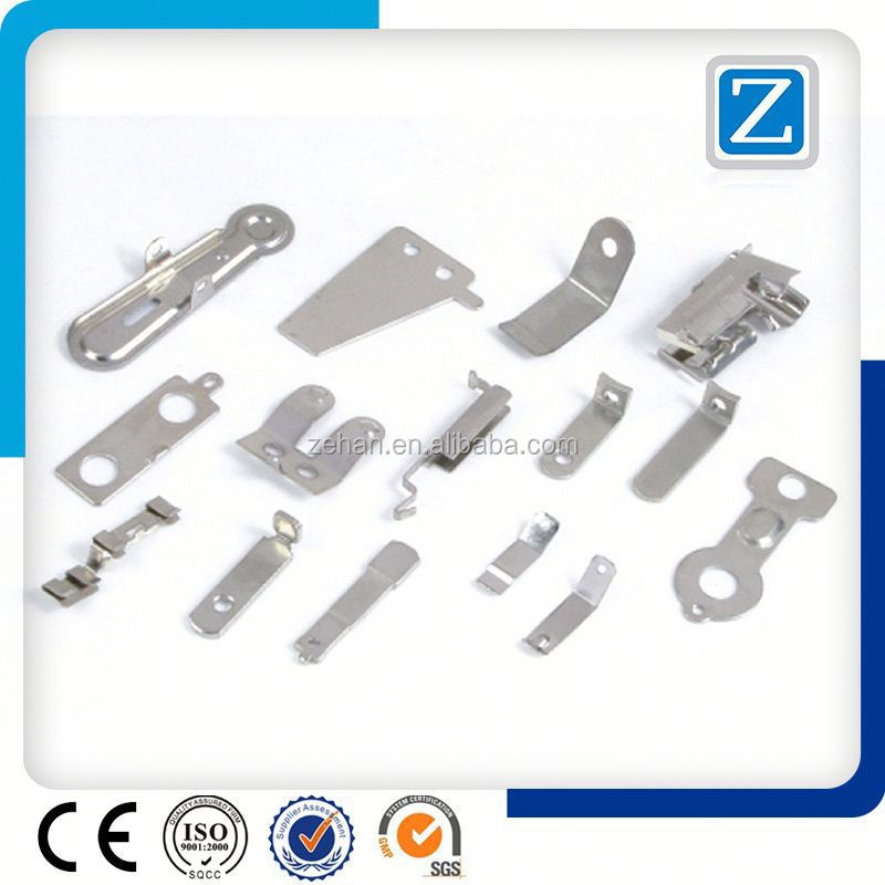 Metal Stamping And Plating Parts
