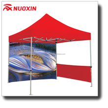 NX 3x3m cheap custom printing big hexagon military marquee tent