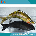 2016 New arrival fishing lure Factory Directly joint fishing lure,abalone shell blank fish tackle wholesale