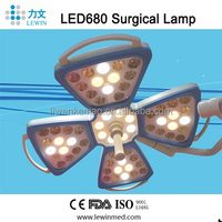 High quality Hospital supply OT Light LED Shadowless Operating Theatre Room Light LED680