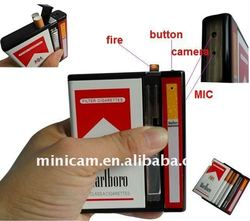 Cigarette Box camera+Lighter+DVR+pinhole Camera+ hidden camera