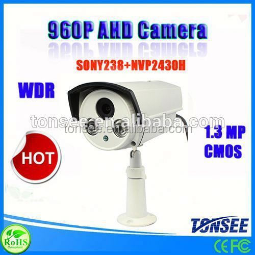 2015 CCTV thermal camera 720P/960P/1080P Security High Definition Cameras manufaturer