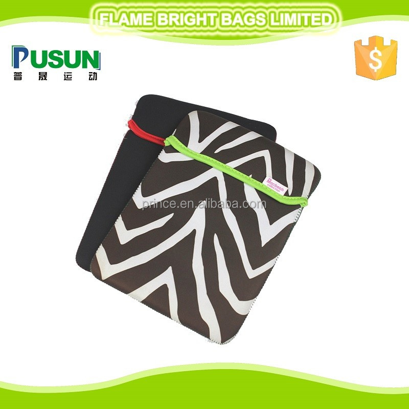 Hot Sell Neoprene Laptop Sleeve Printed Bags Computer Inner Bag