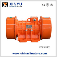 3 phase 1000rpm 14.67hp vibration motor, external vibrators