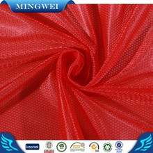 light weight polyester mesh fabric for sports shoes