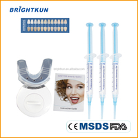 BKK075 bright white smiles instant smile-home teeth whitening kits teeth cleaning kit
