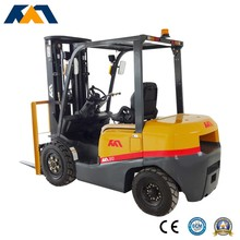 Competitive new price 3ton diesel forklift atv forklift with Mitsubishi S4S engine