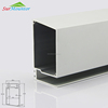 RGB Changing color LED aluminium profile with built in driver for cabinet glass shelf light