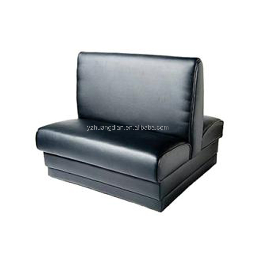 Restaurant cheap sofa booth design YK7072